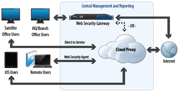Option For On-Premises Protection