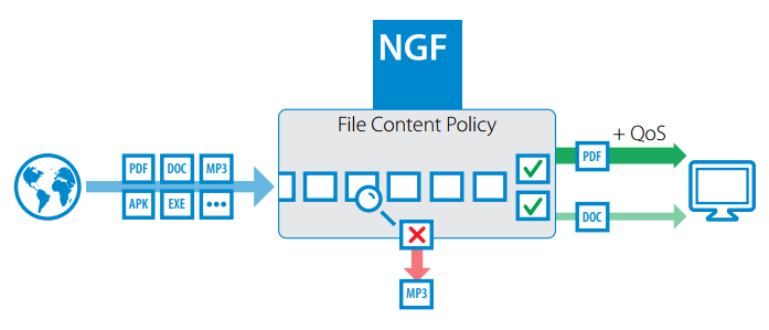 File Content Enforcement
