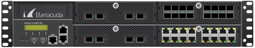 Barracuda CloudGen Firewall F1000