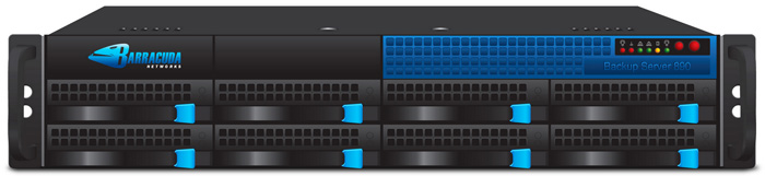 Barracuda Backup 891